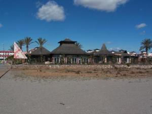 Valle del Este beach club